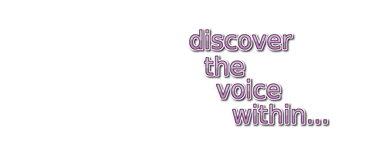 Discover the voice